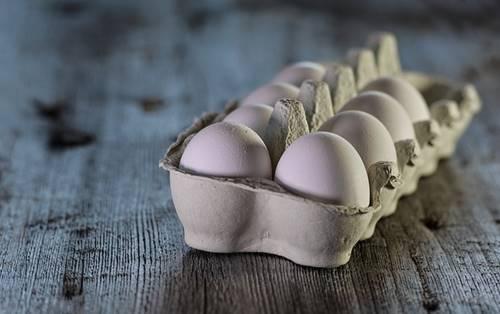 烏骨鶏の卵の味や栄養価!卵酢も妊活で話題!烏骨鶏の卵通販の口コミも調査