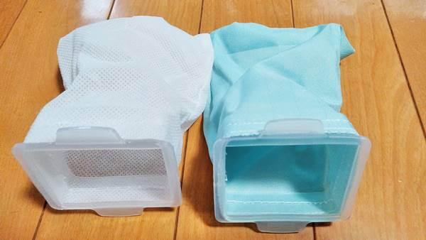 マキタコードレス掃除機高性能ダストバッグ