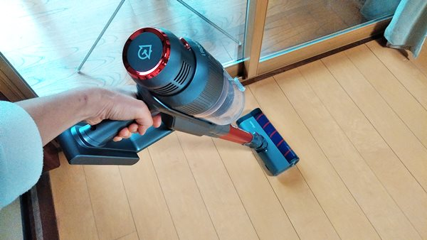 iRoomコードレス掃除機RS1