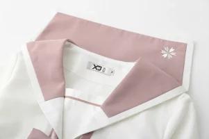 セーラー服襟桜