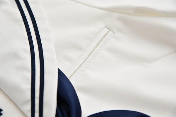 長袖セーラー服胸ポケット