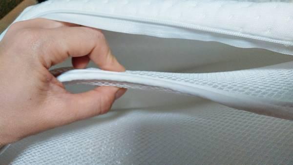 The Pillow(ザ・ピロー)の高さ調節シート