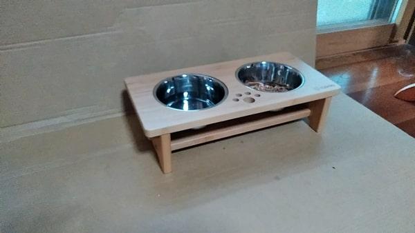 良木工房ペット用食器台
